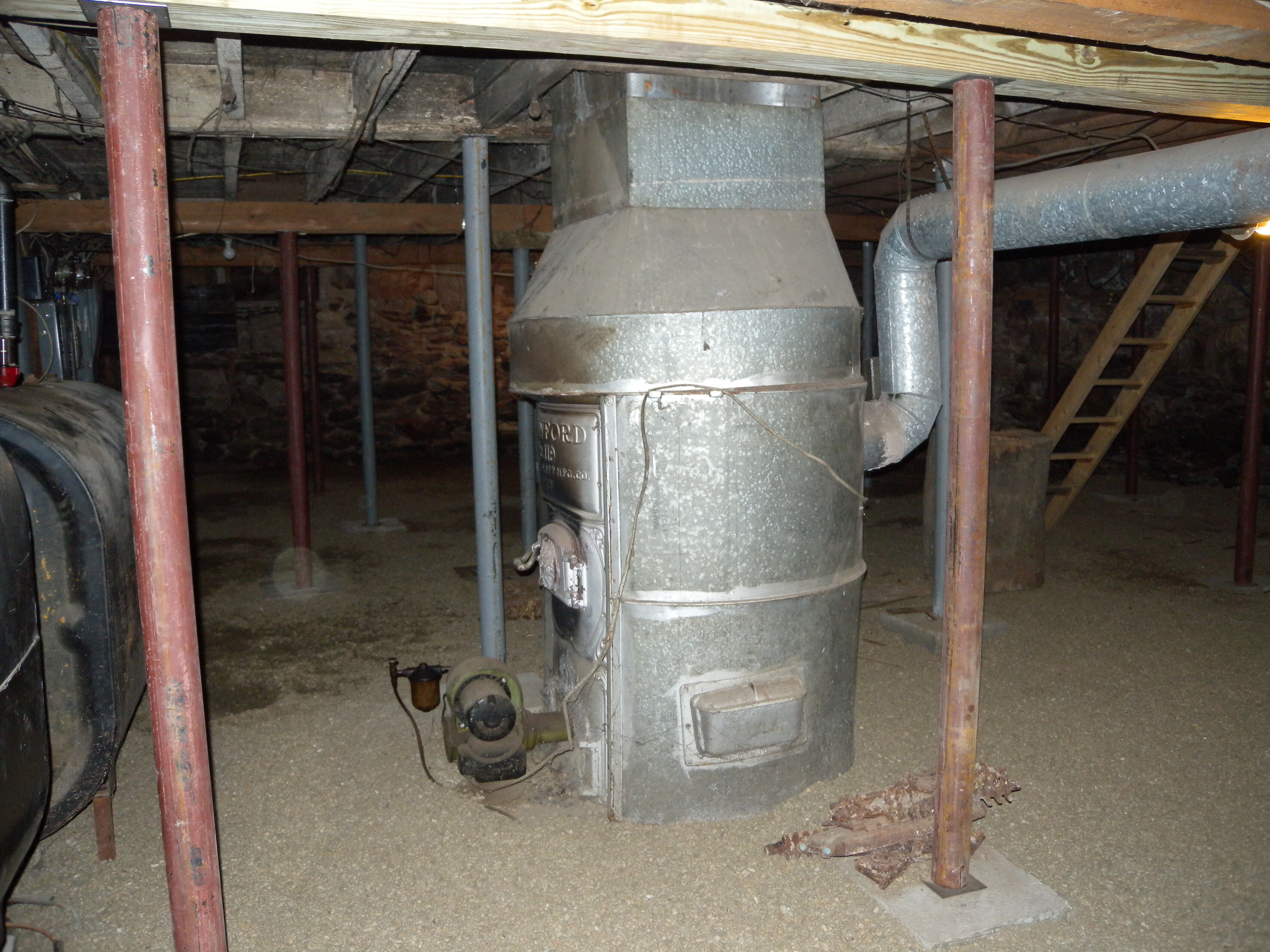 Convert rinnai natural gas heater to lpg